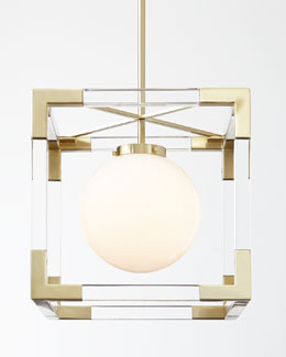 Jacques Two-Light Pendant