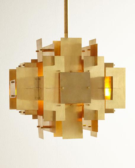 Jonathan Adler Puzzle 2-Light Pendant