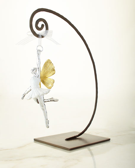 Spiral Ornament Stand