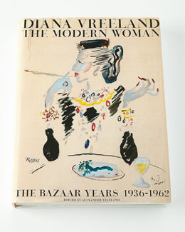 Diana Vreeland:The Modern Woman: The Bazaar Years, 1936-1962 Book