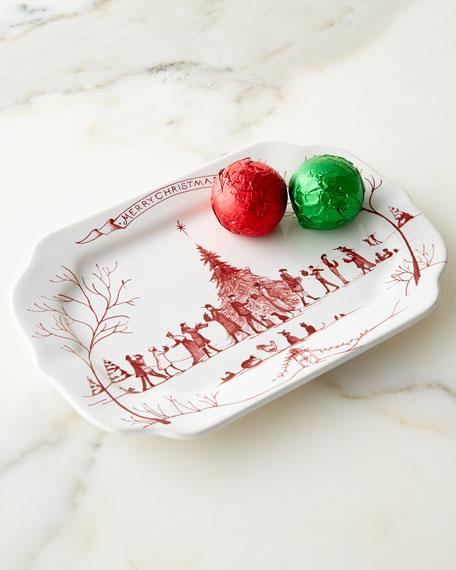 """Merry Christmas"" Gift Tray"