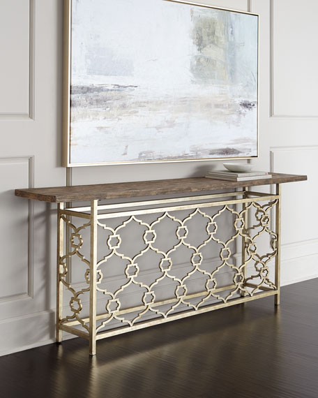 Perfect Hooker Furniture Amedeo Console