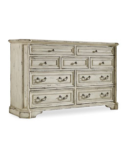 Edina Nine-Drawer Dresser