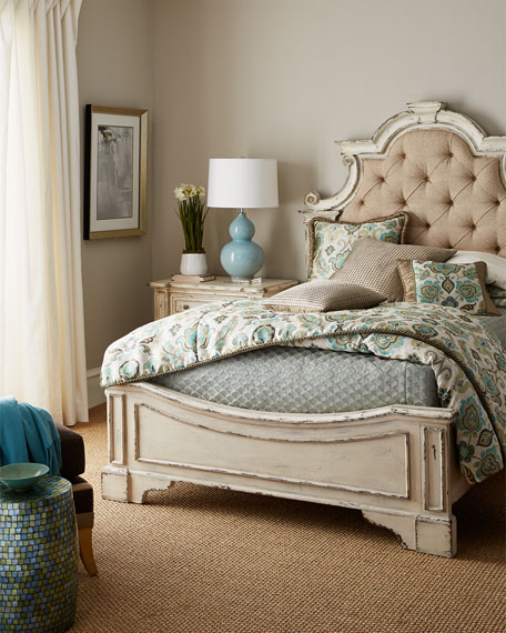 Edina King Bed
