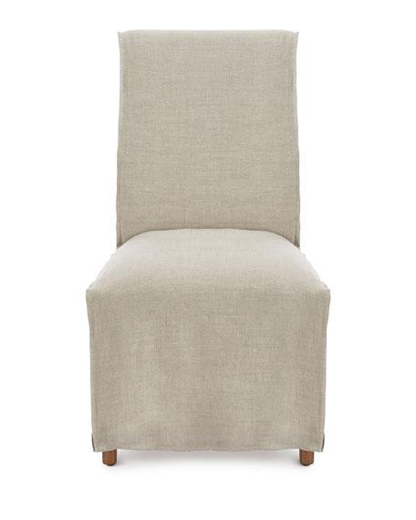 Maisy Upholstered Host Chair, Pair