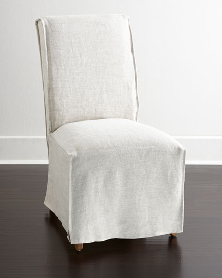 Maisy Upholstered Host Chair, Pair