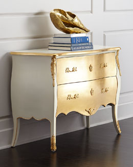 Candida Two-Drawer Chest