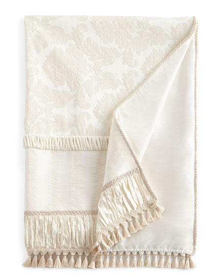 Dian Austin Couture Home Capello Pieced Throw