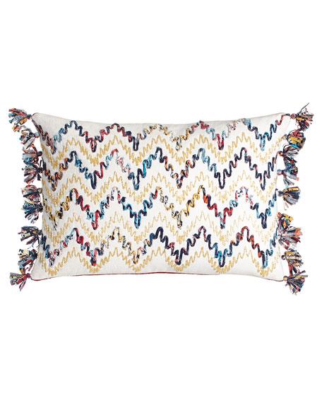 """Luminoso Pillow, 12"""" x 18"""""""
