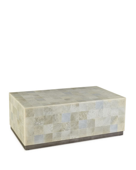 Risso Onyx Coffee Table