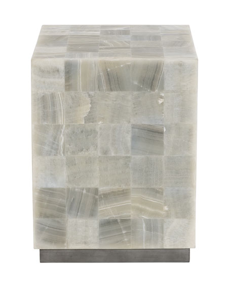 Risso Onyx End Table