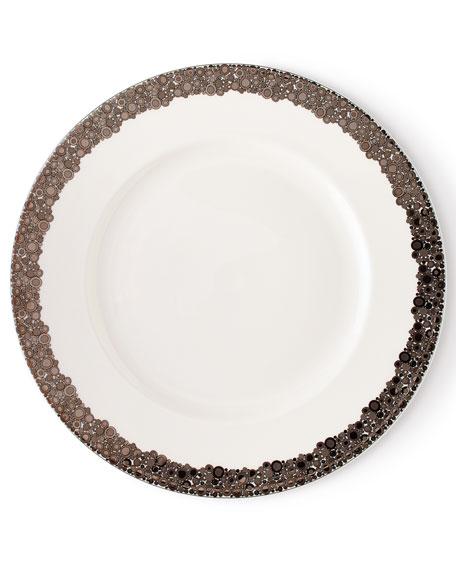 Ellington Shimmer Dinner Plate