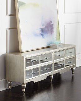 Mara Mirrored Console