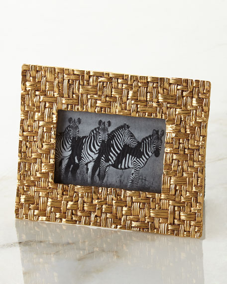 "Palm 2"" x 3"" Mini Picture Frame"