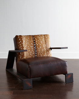 Starrett Hairhide Chair