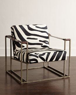 Holloway Hairhide Chair