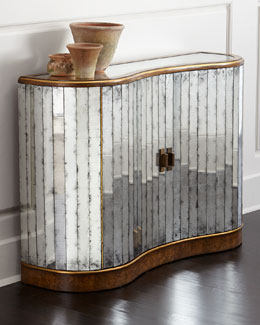 Veronika Mirrored Cabinet