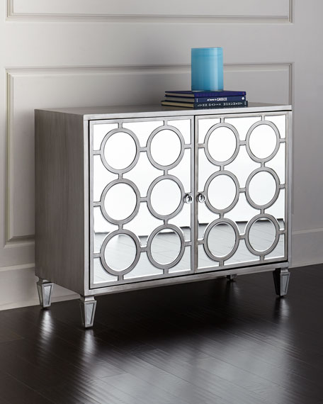 Upton Mirrored Cabinet