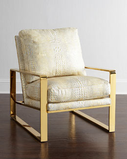 Dascha Leather Chair