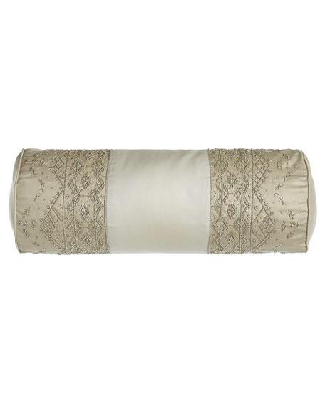 """Mirabell Neck Roll Pillow, 10"""" x 12"""""""