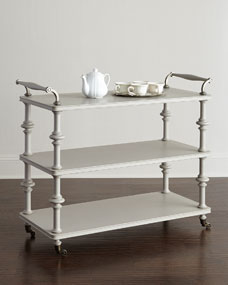 Trudy Tea Cart