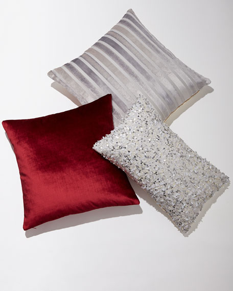 Venice Punch Knife-Edge Pillow