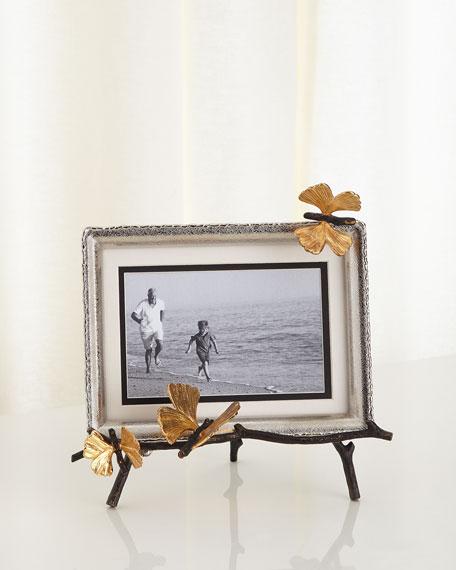 michael aram butterfly ginkgo easel frame - Easel For Picture Frame