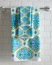 Tangiers Ikat Print Hand Towel