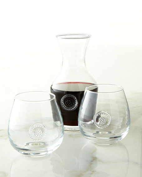 Juliska Berry & Thread Carafe Gift Set