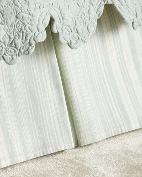 King Aiden Stripe Dust Skirt