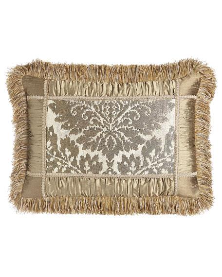 Austin Horn Collection Pieced Vienna Pillow, 14