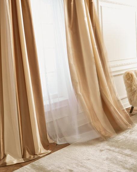 """50""""W x 108""""L Joli Curtain"""