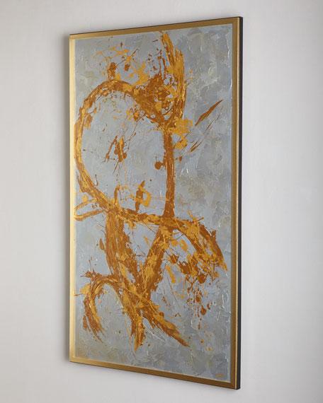"""""""14 Karat"""" Original Painting"""