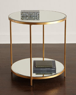 Nolan Two-Tiered Center Table