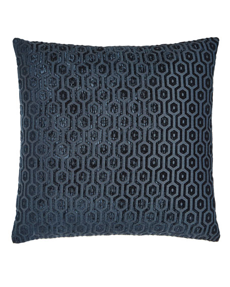 Brody Peacock Pillow, 20