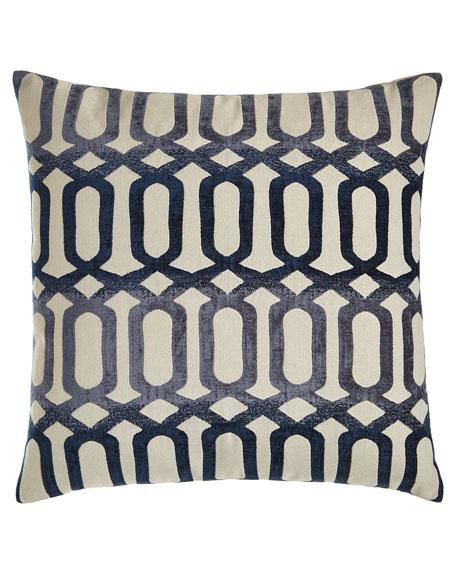 Brody Lattice Pillow, 24