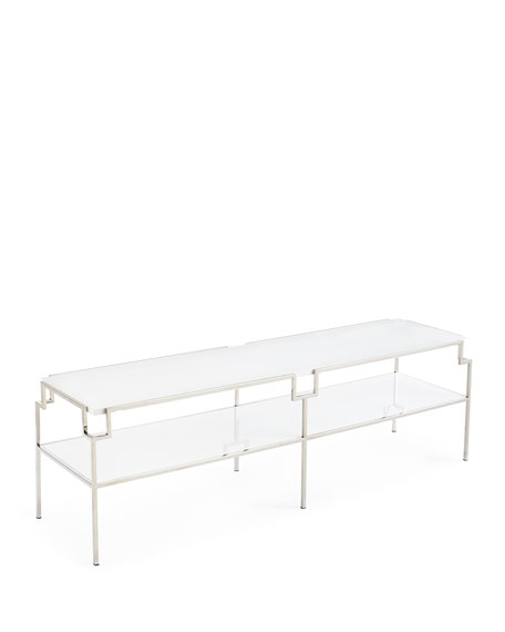 Harley TwoTier Coffee Table - Two level coffee table