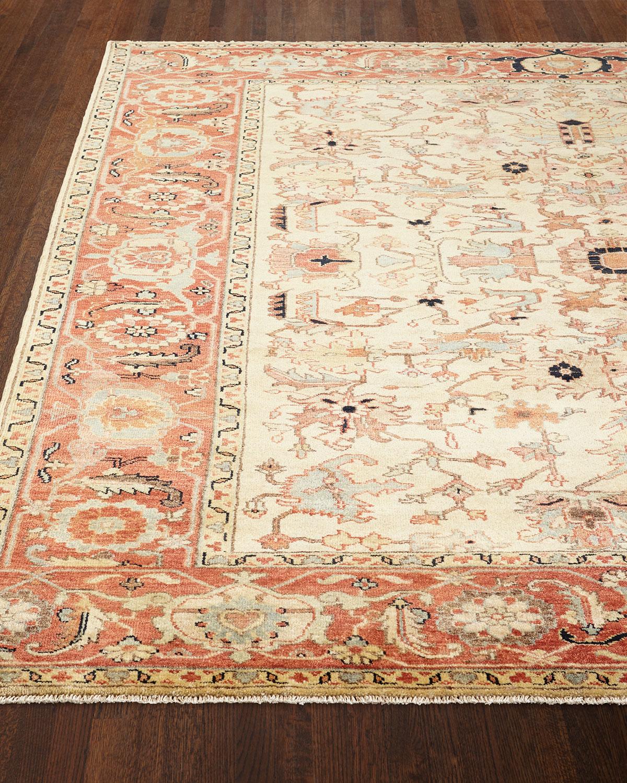 Exquisite Rugsaaron Serapi Rug 9 X 12