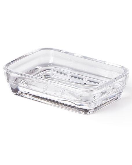 clear glass bathroom accessories. clear glass soap dish bathroom accessories