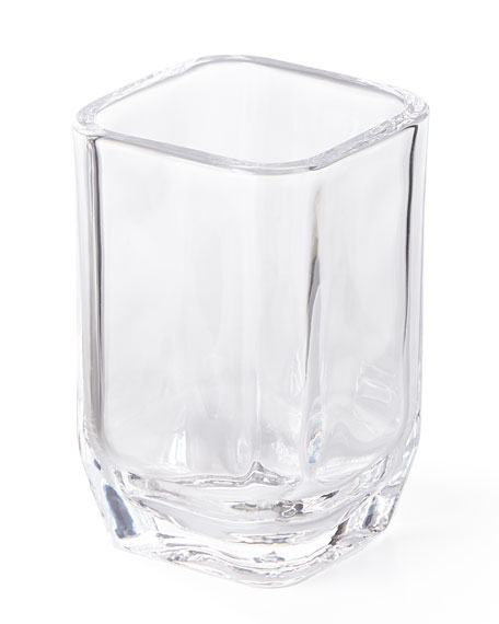 Clear Glass Tumbler