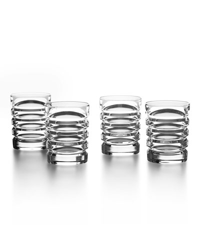 Metropolis Shot Glasses  Set of 4