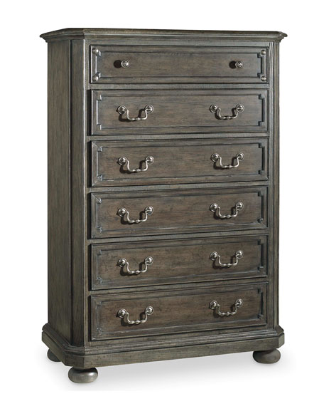 Matilda Six-Drawer Chest