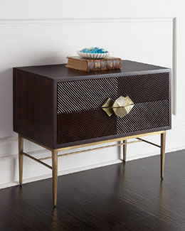 Byron Two-Drawer Chest