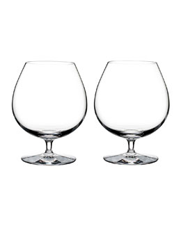 Elegance Brandy Glasses, Set of 2