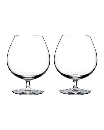 Elegance Brandy Glasses  Set of 2