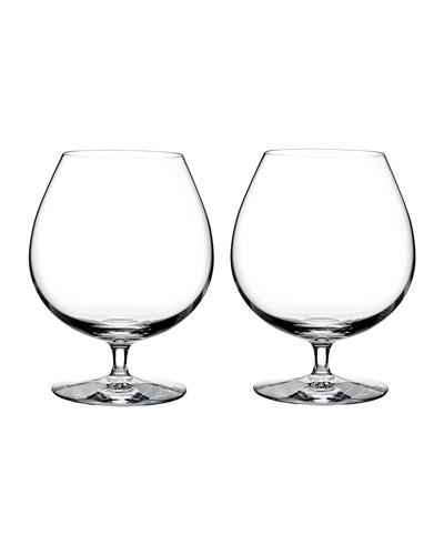 Elegance Brandy Glasses  Set of 2