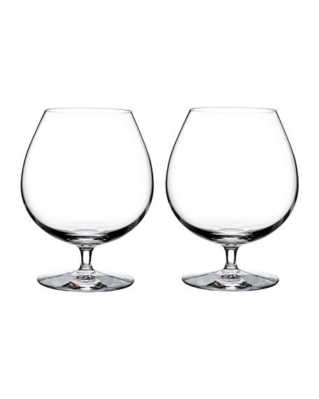 Waterford Crystal Elegance Brandy Glasses, Set of 2