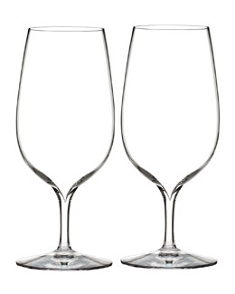 Elegance Water Glasses, Set of 2