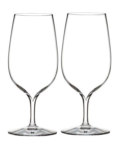 Elegance Water Glasses  Set of 2