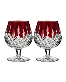 Lismore Brandy Glasses, Set of 2
